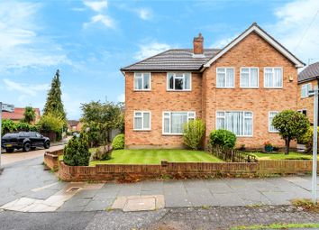 3 bed semi-detached house for sale in Cornwall Road, Uxbridge, Middlesex UB8