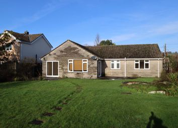 Thumbnail 4 bedroom detached bungalow to rent in Compton Street, Compton Dundon, Somerton