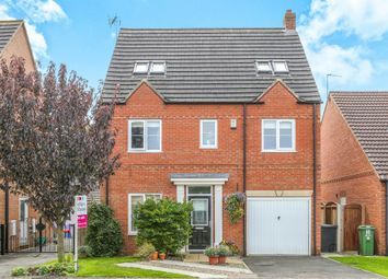 Thumbnail 6 bed detached house for sale in Mitchell Way, York