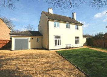 Thumbnail 4 bed detached house for sale in Cambridge Road, Girton