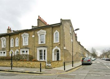 Thumbnail 4 bed terraced house for sale in Greenwood Road, Hackney
