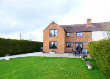 Thumbnail 4 bed semi-detached house for sale in Aston Cantlow, Henley-In-Arden