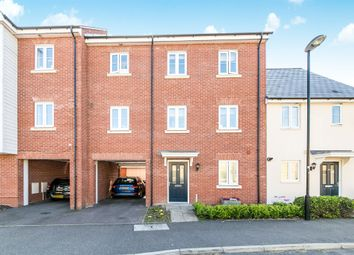 Thumbnail 4 bed town house for sale in Glebe Road, Colchester