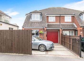 Thumbnail 3 bed semi-detached house for sale in Cridlake, Axminster