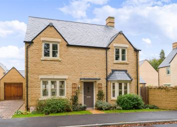 Thumbnail 4 bed detached house for sale in Proctor Way, Upper Rissington, Cheltenham