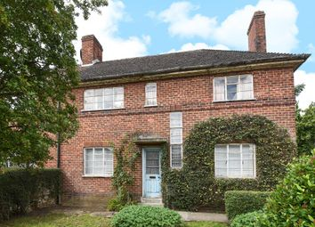 Thumbnail 4 bed semi-detached house for sale in Spencer Crescent, Oxford
