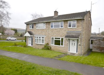 Thumbnail 3 bed semi-detached house for sale in Cashes Green Road, Stroud, Glos