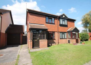 Thumbnail 2 bedroom semi-detached house to rent in Westlake Close, Yeading, Middlesex