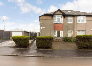 Thumbnail 3 bed flat for sale in Muirdrum Avenue, Glasgow, Lanarkshire