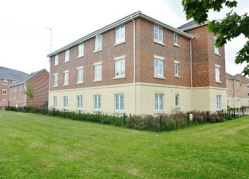 Thumbnail 2 bed flat for sale in Triton House, Swan Close, Swindon