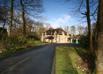 Thumbnail 5 bed detached house for sale in Gubeon Wood, Tranwell Woods, Morpeth