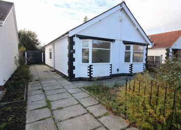 Thumbnail 2 bed bungalow to rent in The Crescent, Maghull, Liverpool