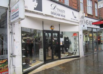Retail premises to let in King Street Parade, King Street, Twickenham TW1