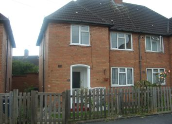 Thumbnail 3 bed semi-detached house to rent in Astley Close, Leicester