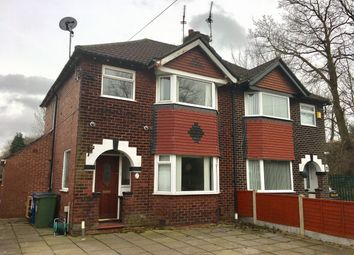 Thumbnail 3 bed semi-detached house for sale in Chester Road, Hazel Grove, Stockport