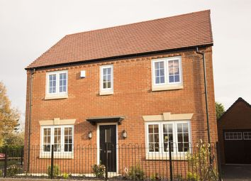 "Thumbnail 4 bedroom detached house for sale in ""The Chedworth"" at Northborough Way, Boulton Moor, Derby"