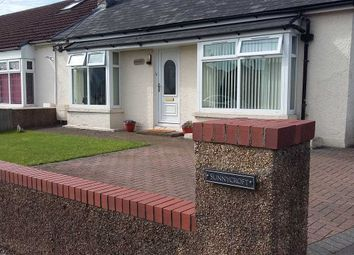Thumbnail 2 bed bungalow to rent in Sunnycroft, Crown Hill, Pontypridd
