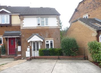 Thumbnail 2 bed end terrace house to rent in Wheatlands, Stevenage