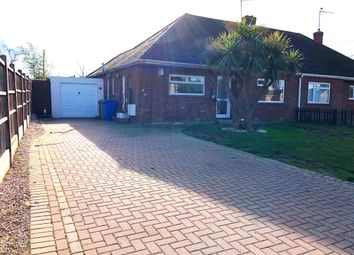 Thumbnail 3 bed semi-detached bungalow to rent in Queensborough Road, Minster On Sea