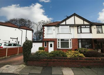 Thumbnail 3 bed semi-detached house for sale in Broad Oak Road, Farnworth, Bolton, Lancashire