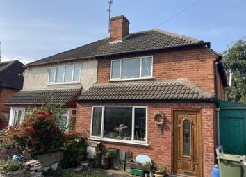 Thumbnail 3 bed semi-detached house for sale in Stonehill Avenue, Birstall, Leicester, Leicestershire