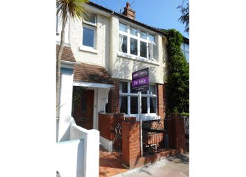 Thumbnail 3 bed terraced house for sale in Princes Terrace, Brighton