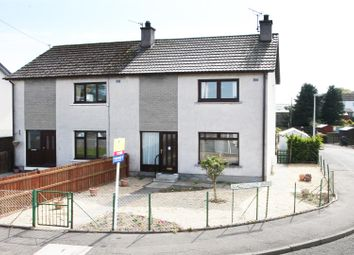 Thumbnail 2 bed semi-detached house for sale in Macdonald Park, Balbeggie, Perth