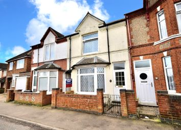 Thumbnail 2 bed terraced house for sale in Braybrooke Road, Desborough, Kettering