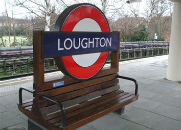 Thumbnail 1 bed flat to rent in High Road, Loughton, Essex