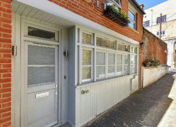 Thumbnail 2 bedroom mews house for sale in Wembury Mews, London