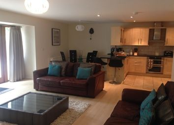 Thumbnail 2 bed flat to rent in West Polmear Court, Charlestown, St. Austell