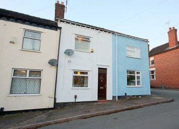 Thumbnail 2 bedroom terraced house for sale in Occupation Street, Newcastle-Under-Lyme