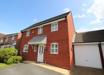 Thumbnail 4 bed detached house to rent in Maypole Crescent, Abram, Wigan