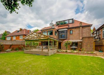 Thumbnail 7 bed detached house for sale in Rutland House, Brondesbury Park, London
