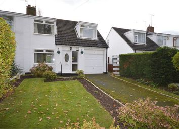 Thumbnail 3 bed semi-detached house for sale in Tavener Close, Bromborough, Merseyside