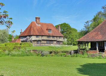 Thumbnail 7 bed country house for sale in Goddard's Green Road, Benenden, Cranbrook