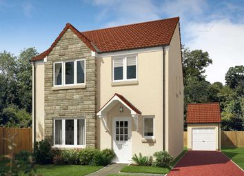 "Thumbnail 4 bed detached house for sale in ""The Crammond"" at Gateside Road, Haddington"