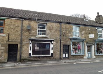 Thumbnail 2 bed flat for sale in Market Street, Chapel-En-Le-Frith, High Peak