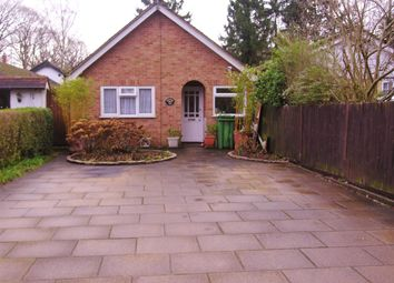 Thumbnail 3 bed detached bungalow for sale in Queens Road, Bisley, Woking