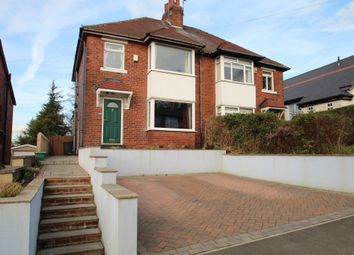 Thumbnail 3 bed semi-detached house for sale in Stainbeck Lane, Chapel Allerton, Leeds