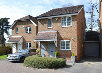 Thumbnail 2 bedroom detached house for sale in Fairway Heights, Camberley, Surrey