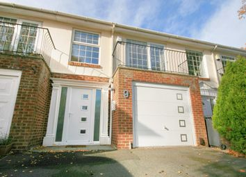 Thumbnail Town house for sale in St. Ives Gardens, Bournemouth