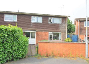 Thumbnail 3 bed semi-detached house for sale in Dunoon Mead, Hereford