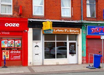 Thumbnail Retail premises to let in Brighton Street, Wallasey
