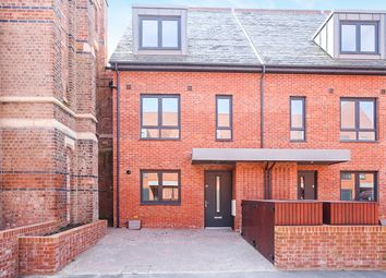 Thumbnail 4 bed terraced house for sale in Pennington Gardens, Barnes Village, Cheadle, Cheshire