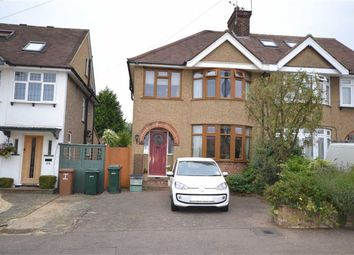 Thumbnail 3 bed semi-detached house for sale in Rugby Way, Croxley Green, Rickmansworth Herts