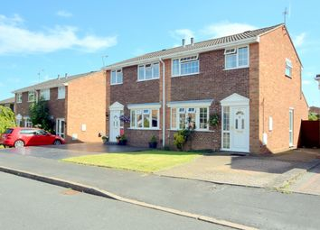 Thumbnail 3 bedroom semi-detached house for sale in Woodward Close, Whitnash, Leamington Spa
