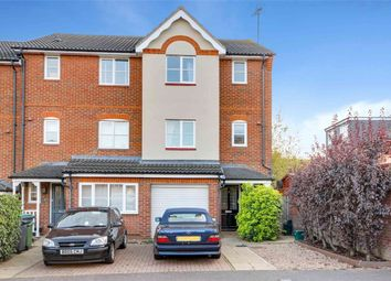 4 bed end terrace house for sale in Osier Crescent, Muswell Hill, London N10