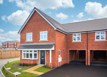 """4 bed semi-detached house for sale in """"The Salisbury II"""" at Potter Crescent, Wokingham RG41"""