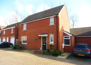 Thumbnail 3 bedroom detached house for sale in Magistrates Road, Hampton Vale, Peterborough